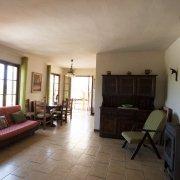 Villa Raffaelli - Salotto e sala
